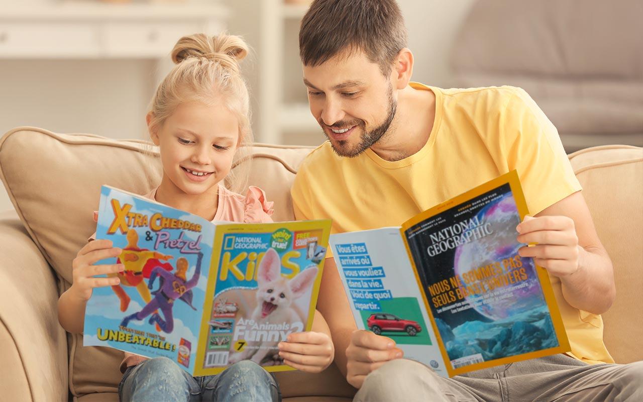 Abonnement Express Mag